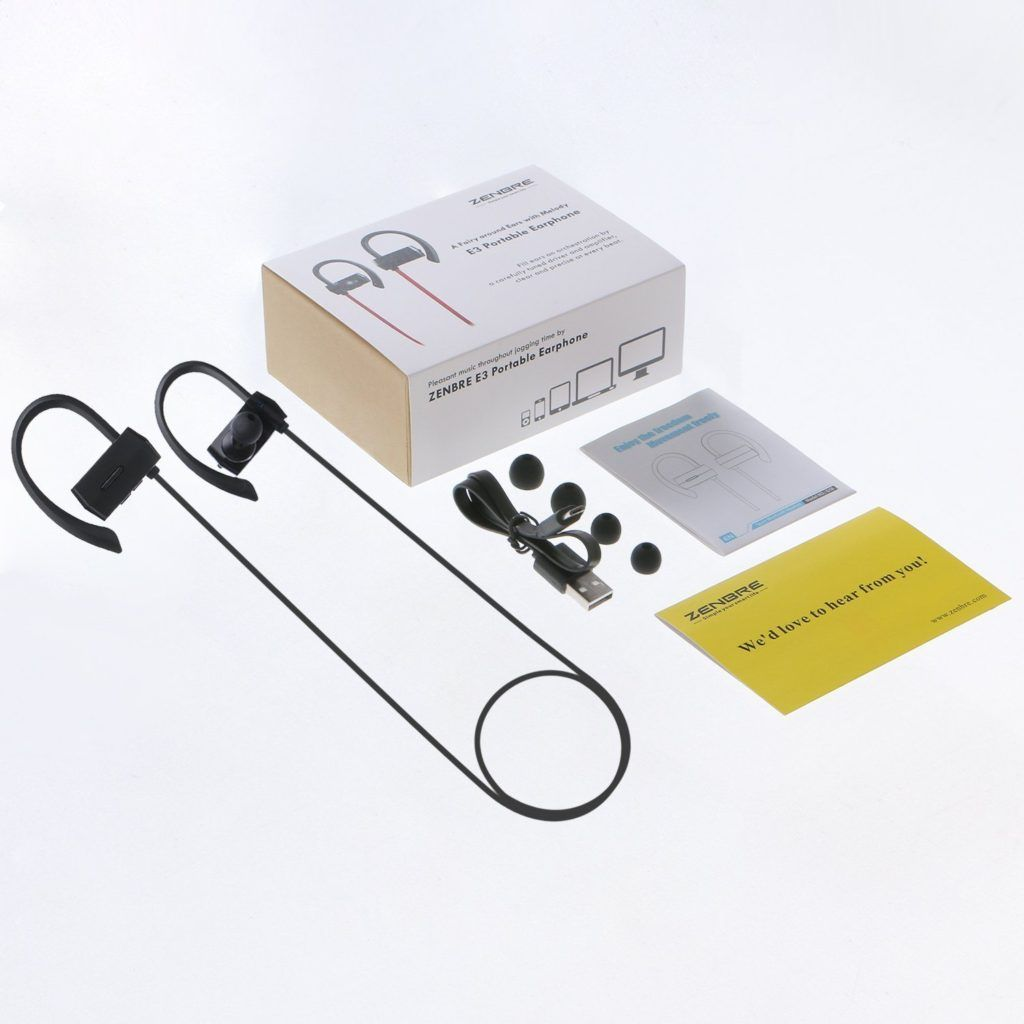 Zenbre : Oreillette Bluetooth, test & Avis